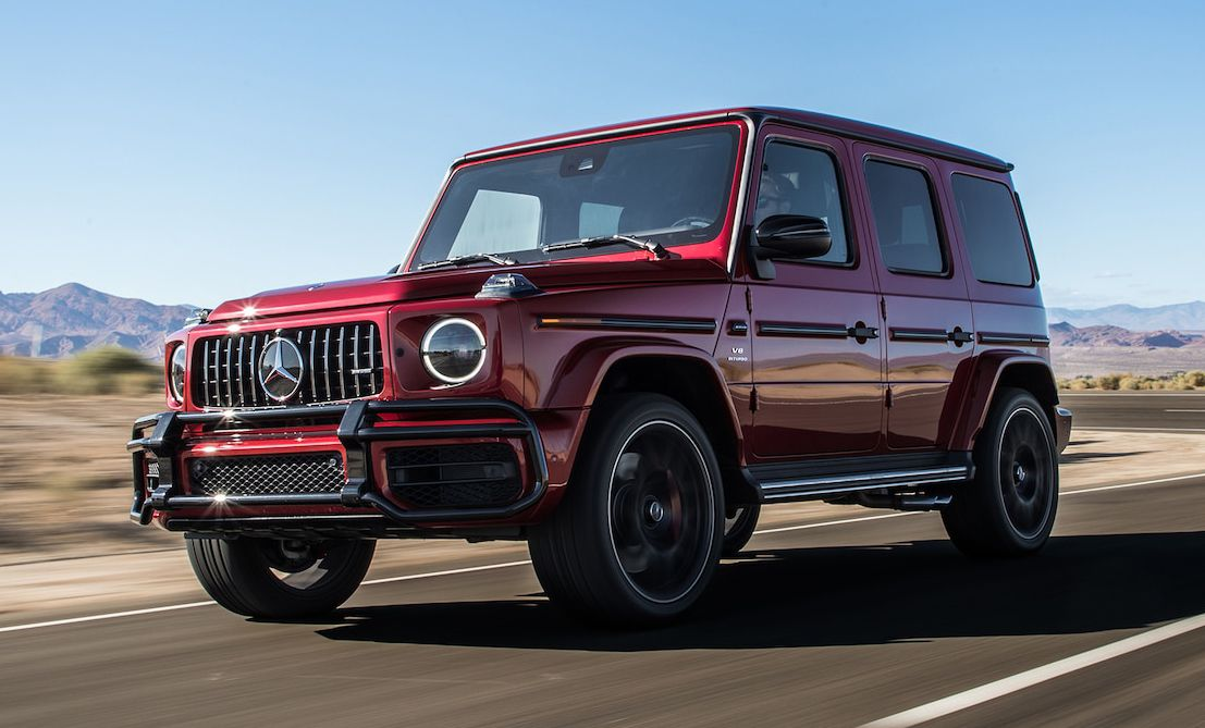 Mercedes G500 4x4 2020 Model, a Delectable Luxury OffRoad