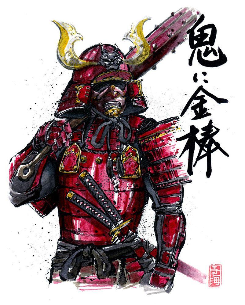 комплект самураи ронины в картинках замок выглядит так