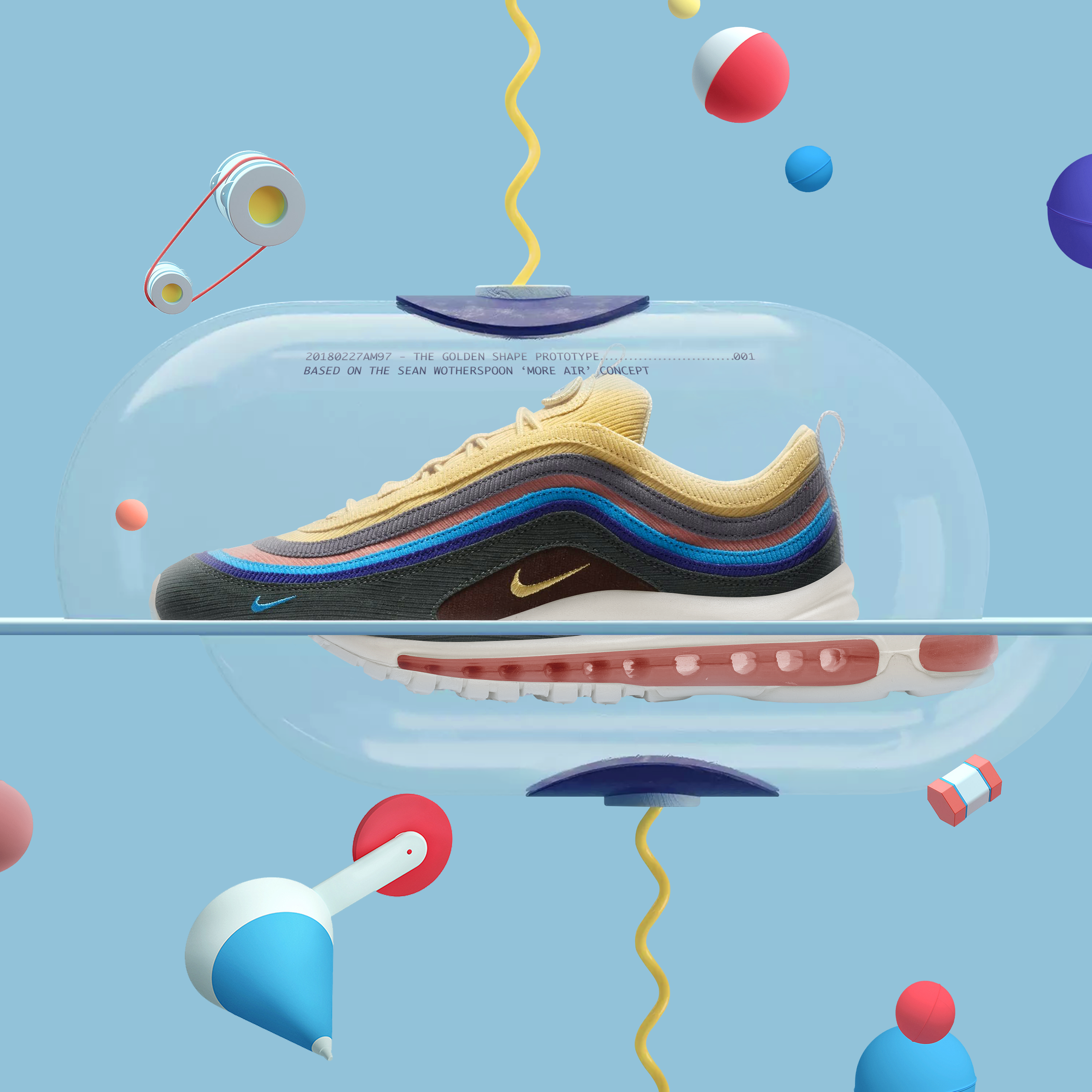 Nike Air Max 97 Sean Wotherspoon Air Max Day 2018 | Design