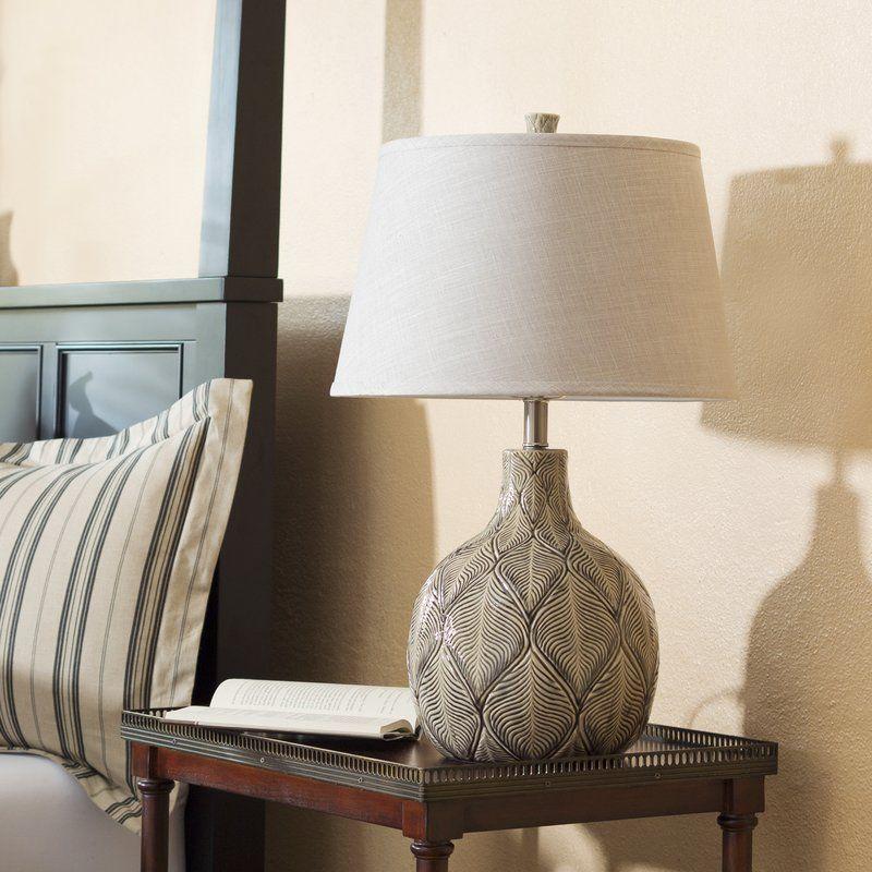 "Windflower 27"" Table Lamp Table lamp, Lamp, Indoor floor"