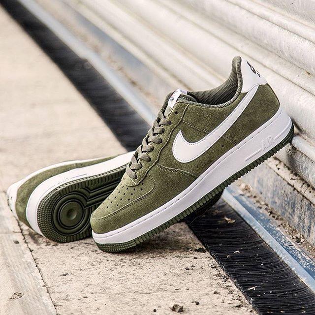 Nike 1CargokhakiwhiteShoe Game Force Nike Air OTXwkZiuP