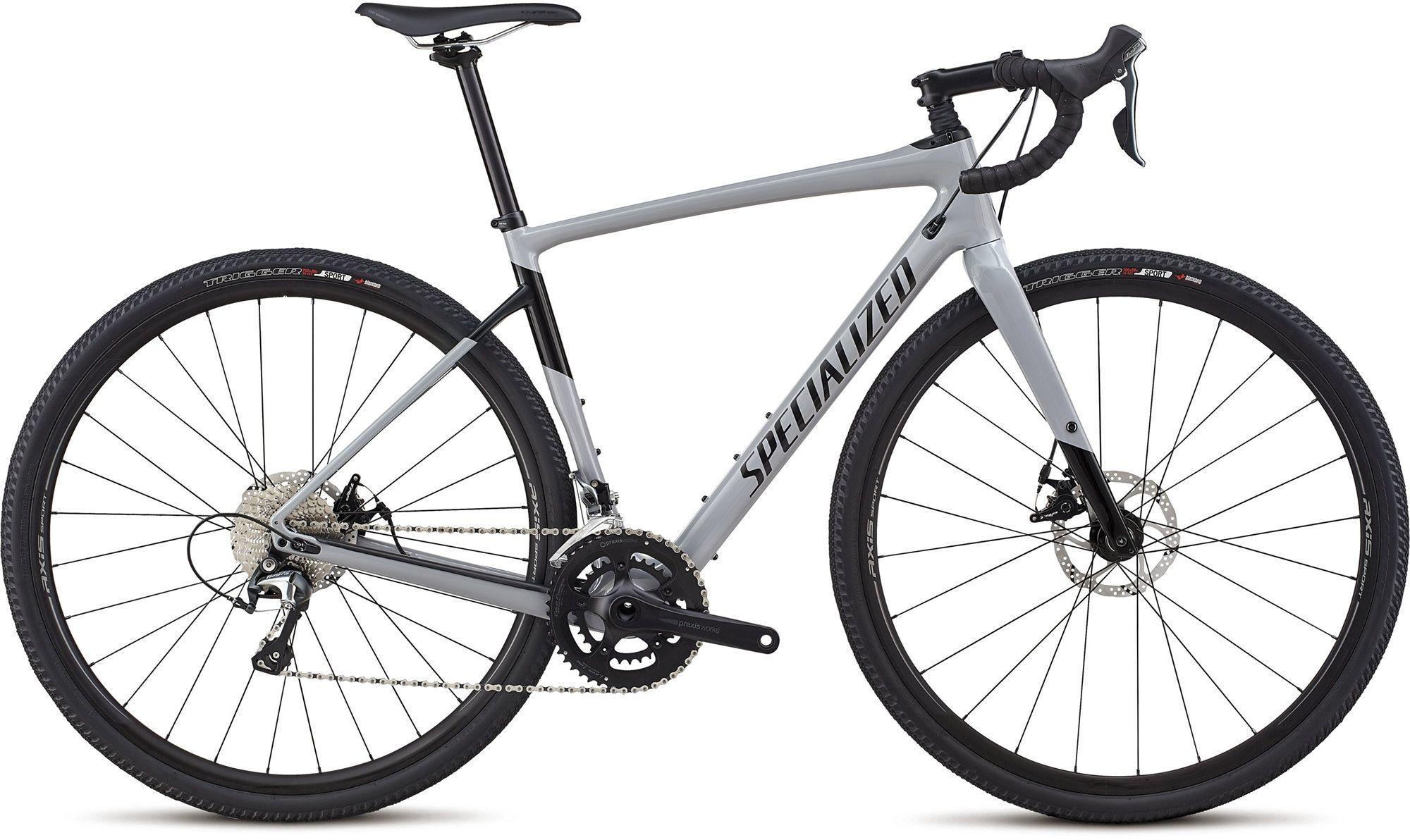 2018 Men S Diverge Sport 2000 00 Gravel Bike Bicycle