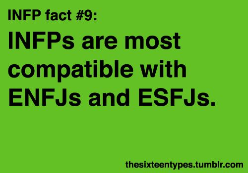 istp and infj relationship with