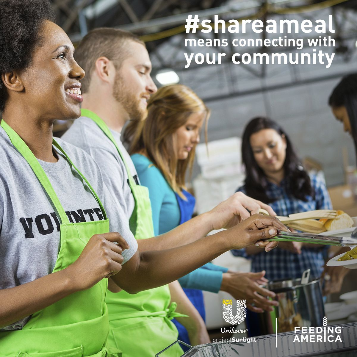 Want to fight hunger in your local neighborhood? Click