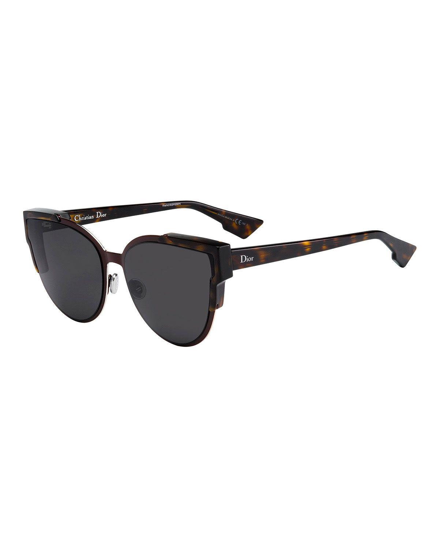 adfe0f2fad5f Wildly Dior Cat-Eye Sunglasses