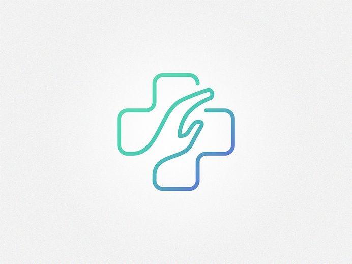 Health care logo design hospitals