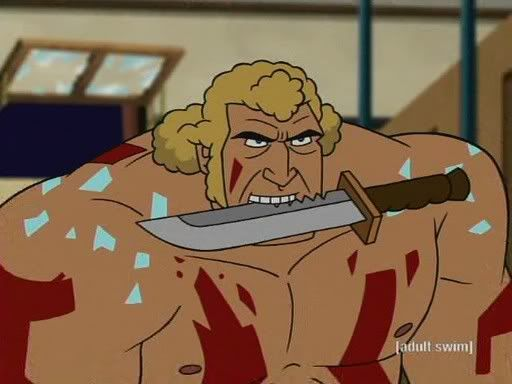 Brock Samson Venture Bros Cool Animations Animation Animated Characters