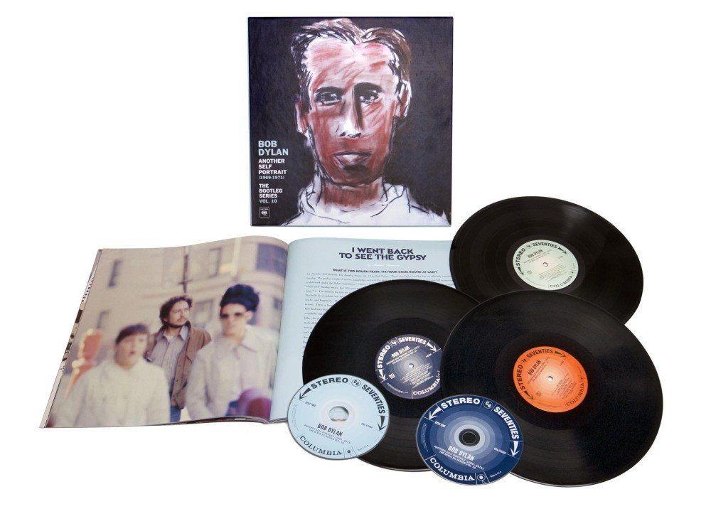 Bob Dylan The Bootleg Series Vol 10 Another Self Portrait Vinyl Lp Box Set July 4th Sale Bob Dylan Lp Box Dylan