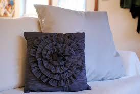 taffeta cushion with button - Google Search