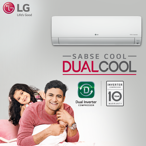 Save Energy Save Money With Lg Dual Cool Airconditioner The Dual Inverter Compressor Ensures Lesser Noise And U Save Energy Solar Panel Diy Projects Energy