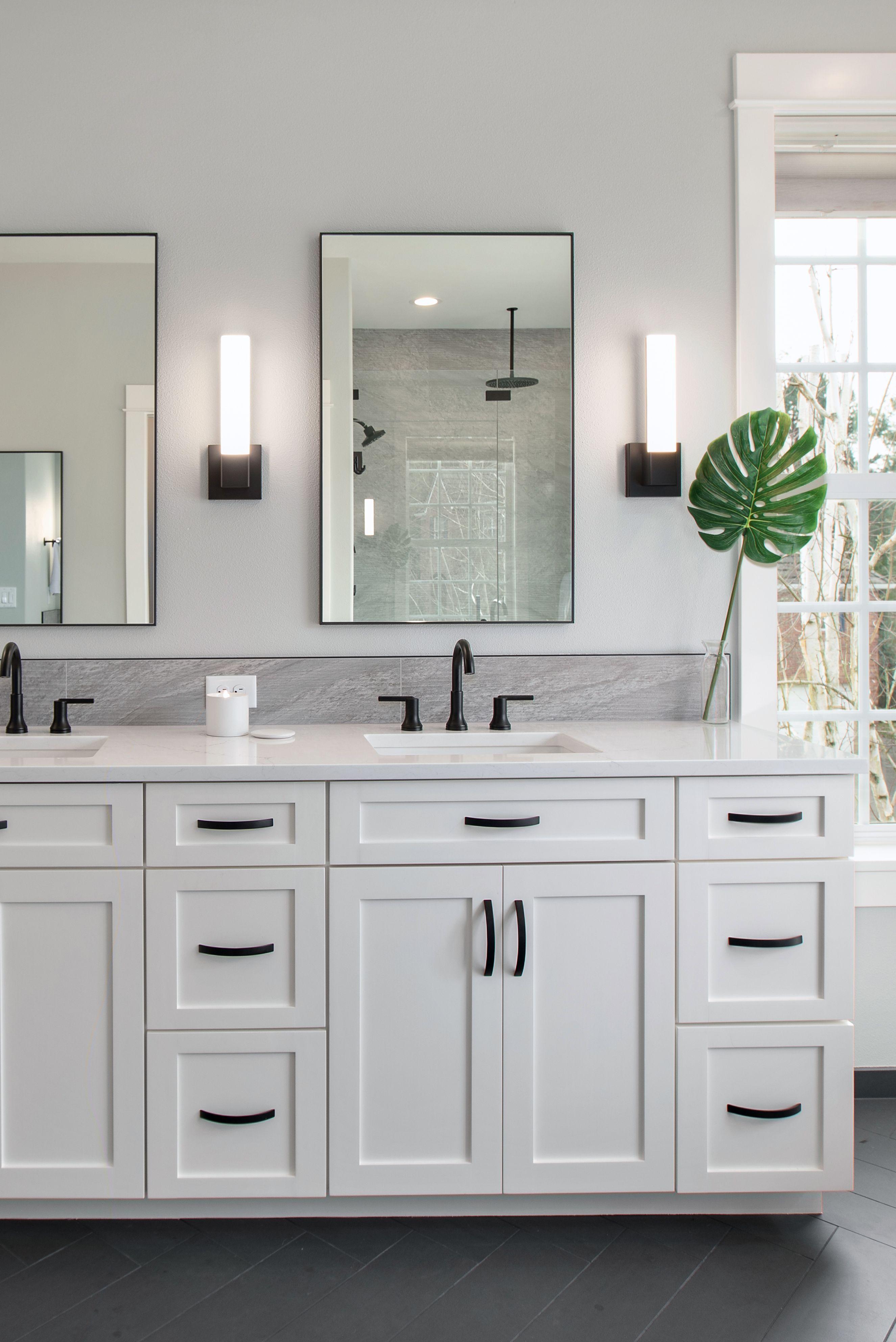 34+ White bathroom cabinet type