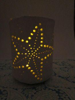Ramadan Craft: Clay Lanterns