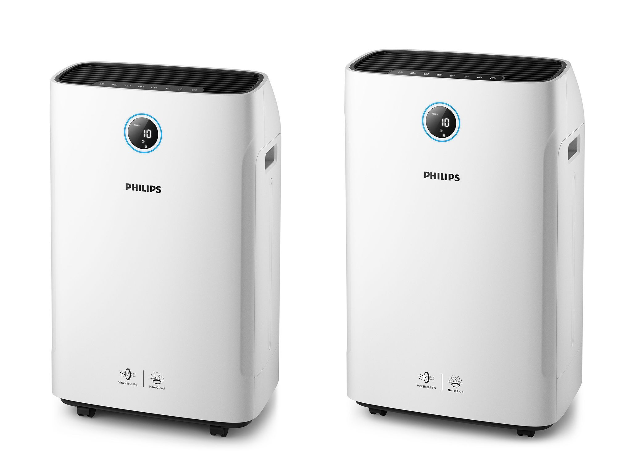 Philips 2 In 1 Air Purifier And Humidifier If Design Award 2018 Discipline Product Air Purifier Best Humidifier Purifier