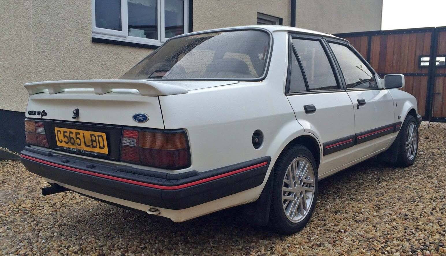 Ford Orion Ghia Ford Orion Car Ford Orion