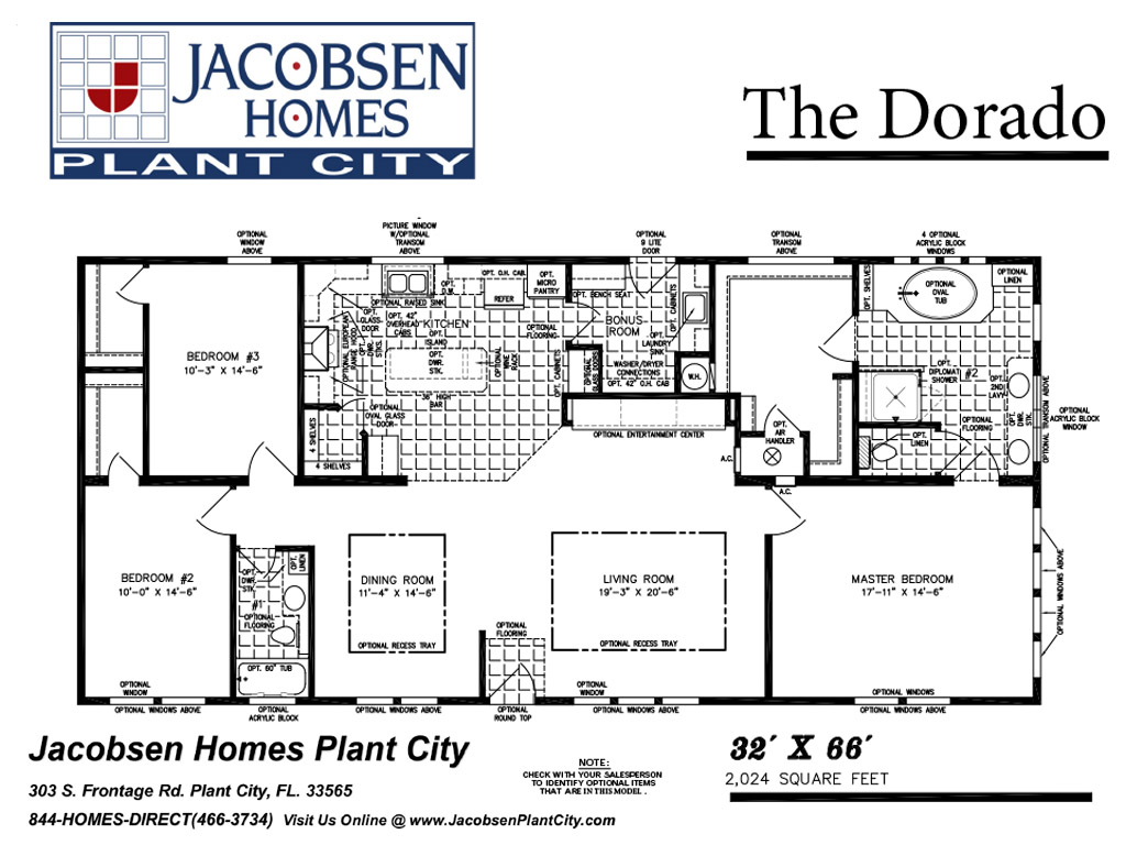 The Dorado 2019 Jacobsen Mobile Homes Of Plant City Are The Top Choice For Your New Modular Home Jacobsen Mobile Home Floor Plans City Bedroom Modular Homes