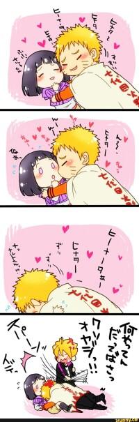 Naruto, Hinata, Boruto, funny