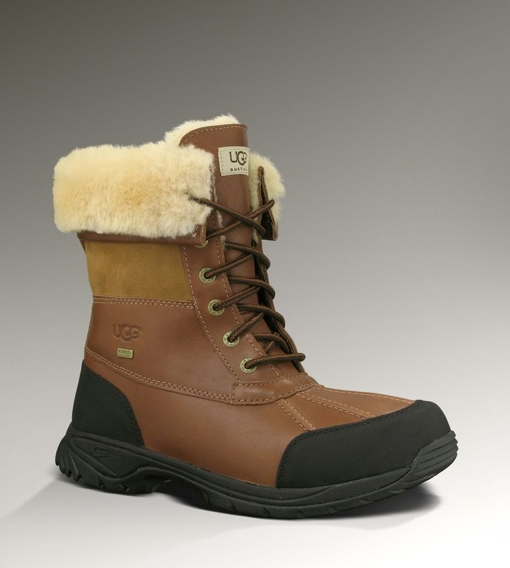 UGG Butte Men's Snow Boots- Worchester 7