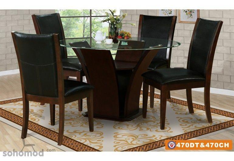 SohoMod.com Modern Dining Room Set 470 By American Eagle Furniture Dining  Room: #