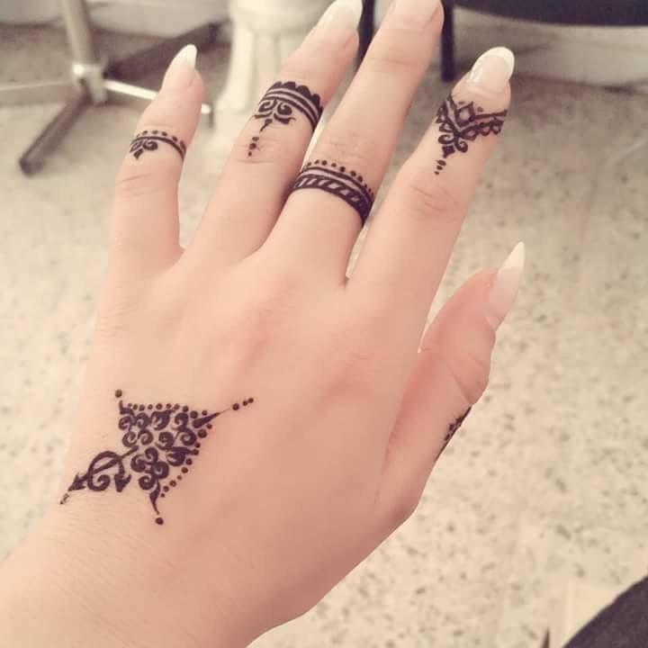 Pin By Sandhya Acharya On A Henna Tattoo Designs Simple Simple Henna Tattoo Henna Designs