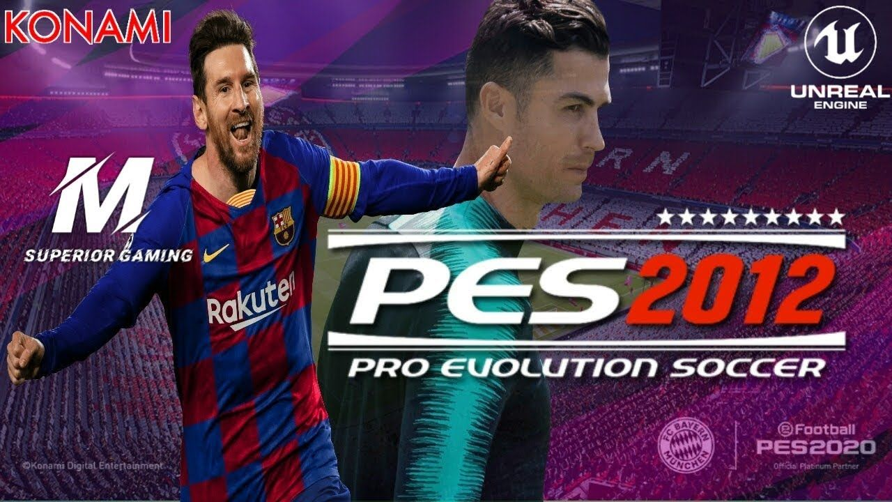 Pes 2012 Mod Pes 2020 Lite 140mb Android Offline Best Graphics Latest Tr Best Graphics Offline Movie Posters