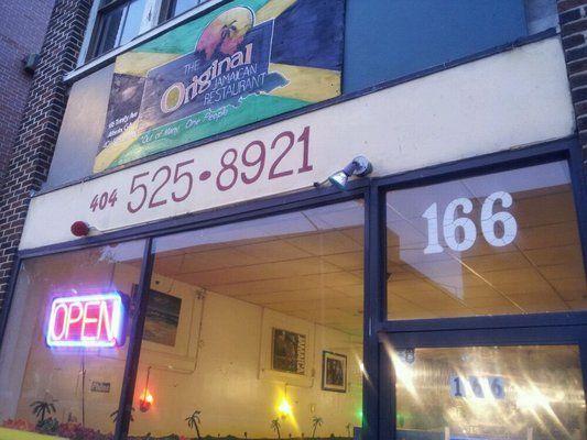 The Original Jamaican Restaurant In Atlanta Ga Garnett