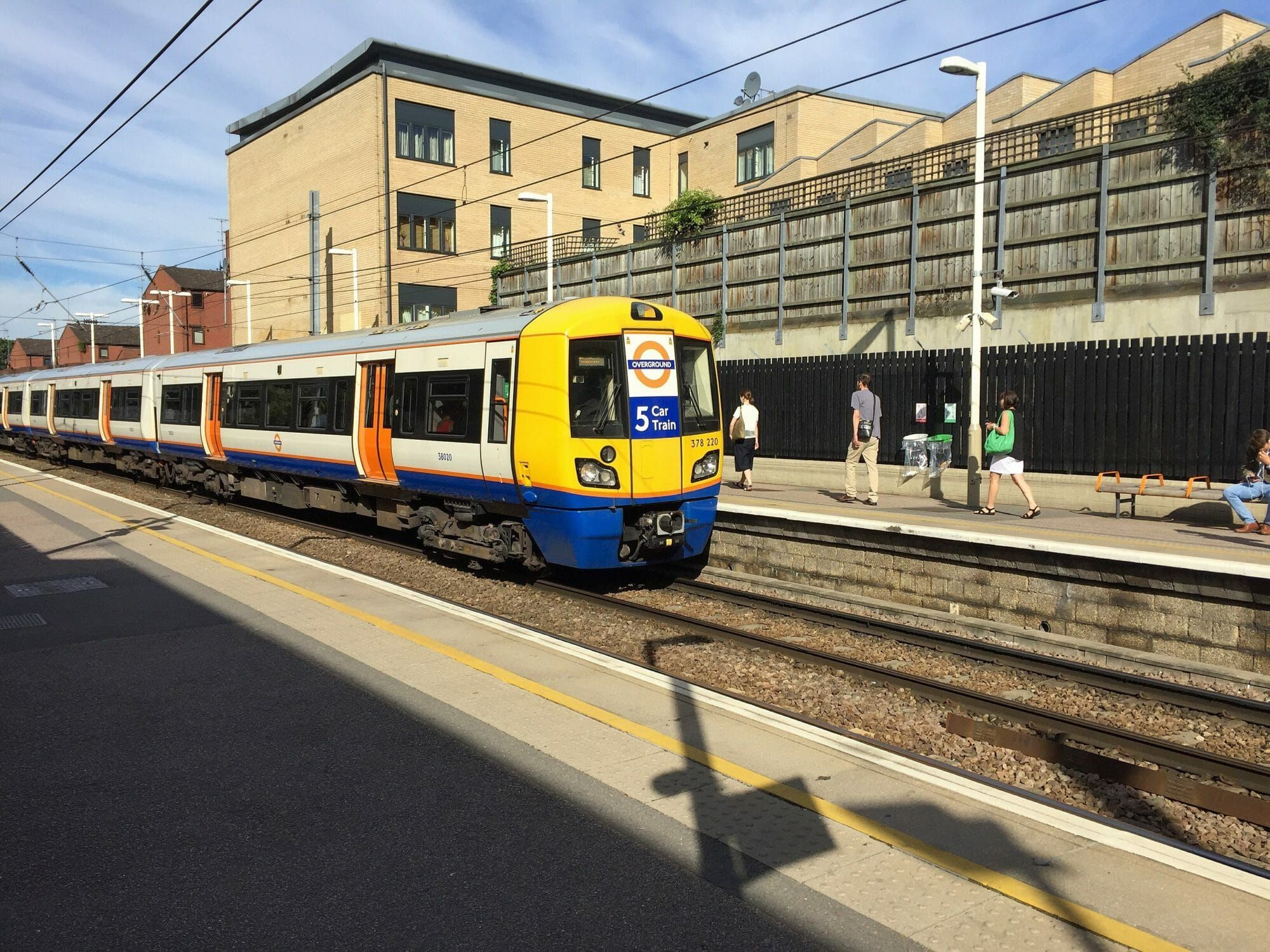 Details of London Overground night services released