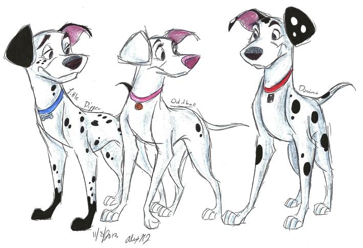 Adult Dogs Names In  Dalmations