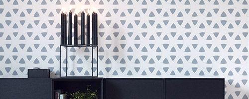 Tapete Skandinavisches Design Schönsten Einrichtungsideen