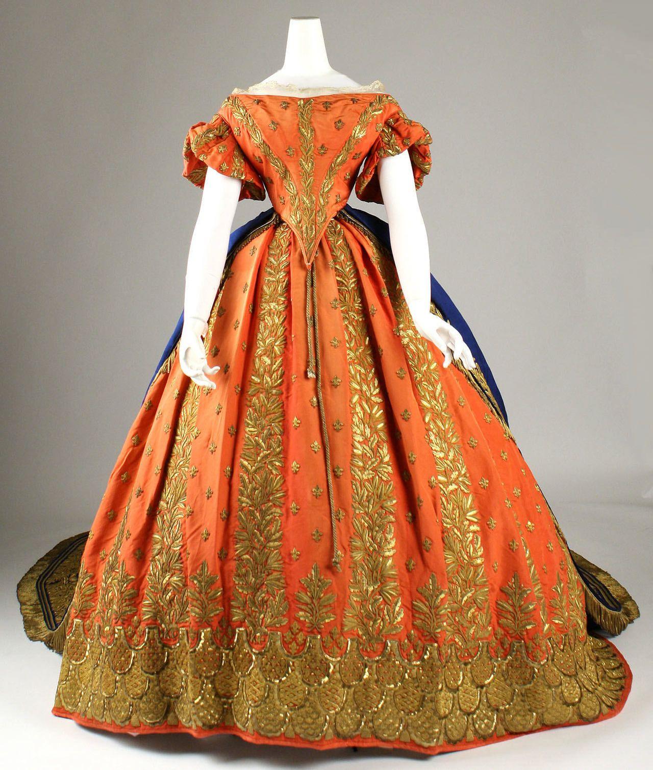 Italian court dress costume design pinterest court