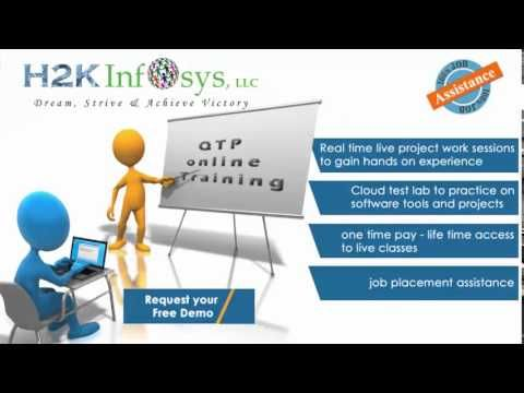 UFT Online Training, QTP Online Training, Quick Test
