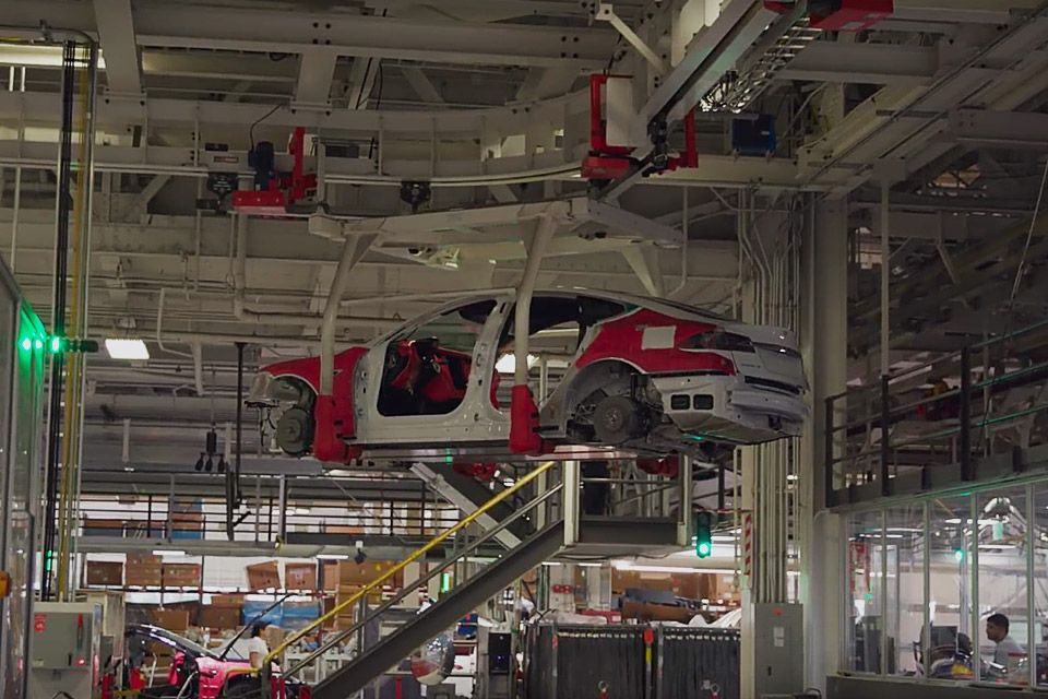 Tesla Factory Tour For Non Owners Factory Tours Tesla Factory Tesla Owner