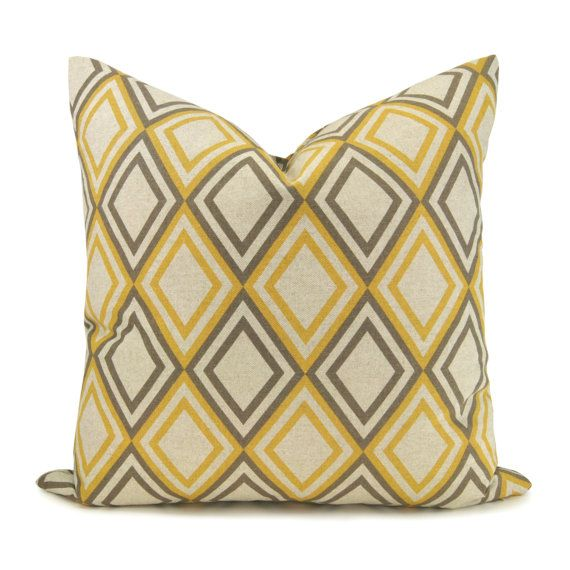 """Throw Pillow Cover Custom Made Cover Pillow Cover 18x18/"""" or 20x20/"""" new fabric"""