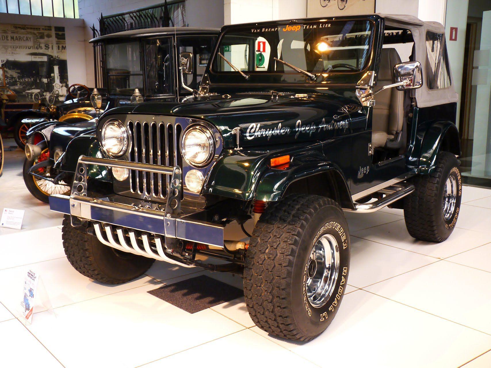Jeep Willys Overland Cj7 1976 Jeep Cj Jeep Willys Jeep