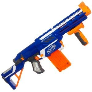 Nerf Rhino Fire (Machine Gun)