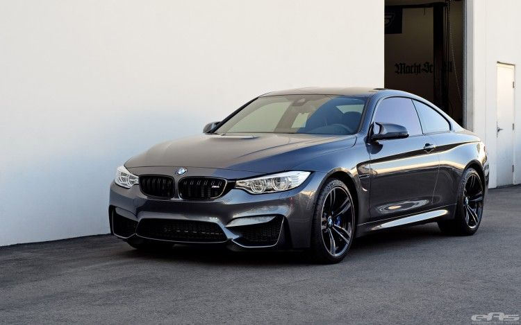Mineral Gray M4 Gets Some M Performance Goodies Bmw Minerals