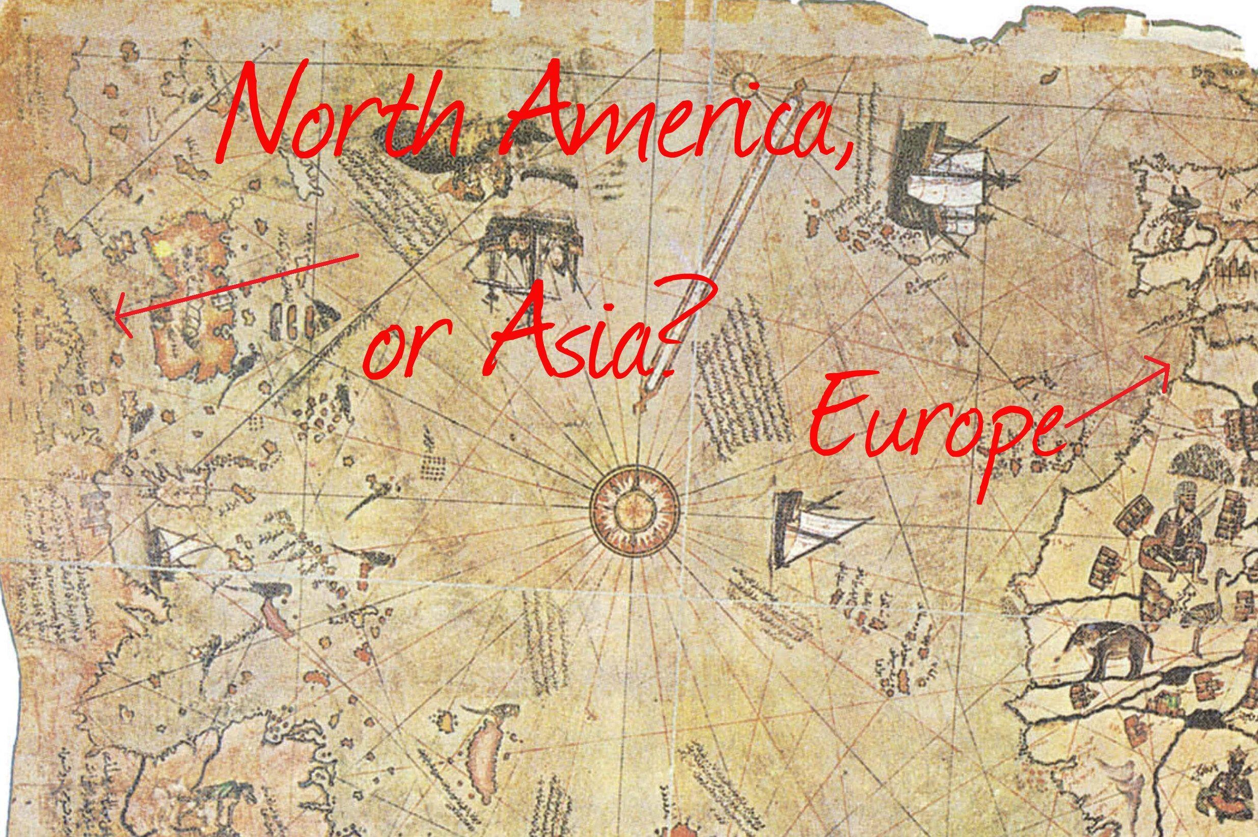 Piri Reis world map | Moorish Israelite: Our True Nature | Piri reis ...