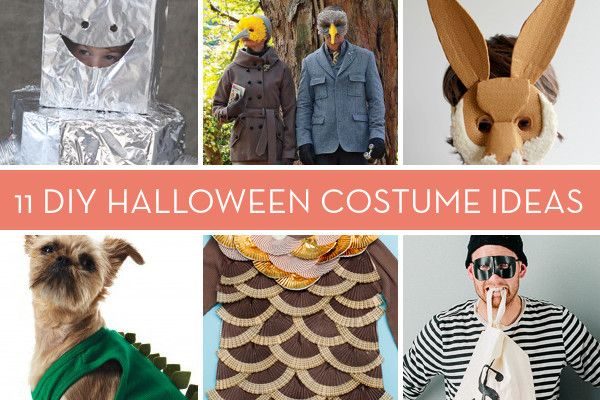 Roundup 11 Quick and Easy DIY Halloween Costume Ideas want to - quick halloween costumes ideas