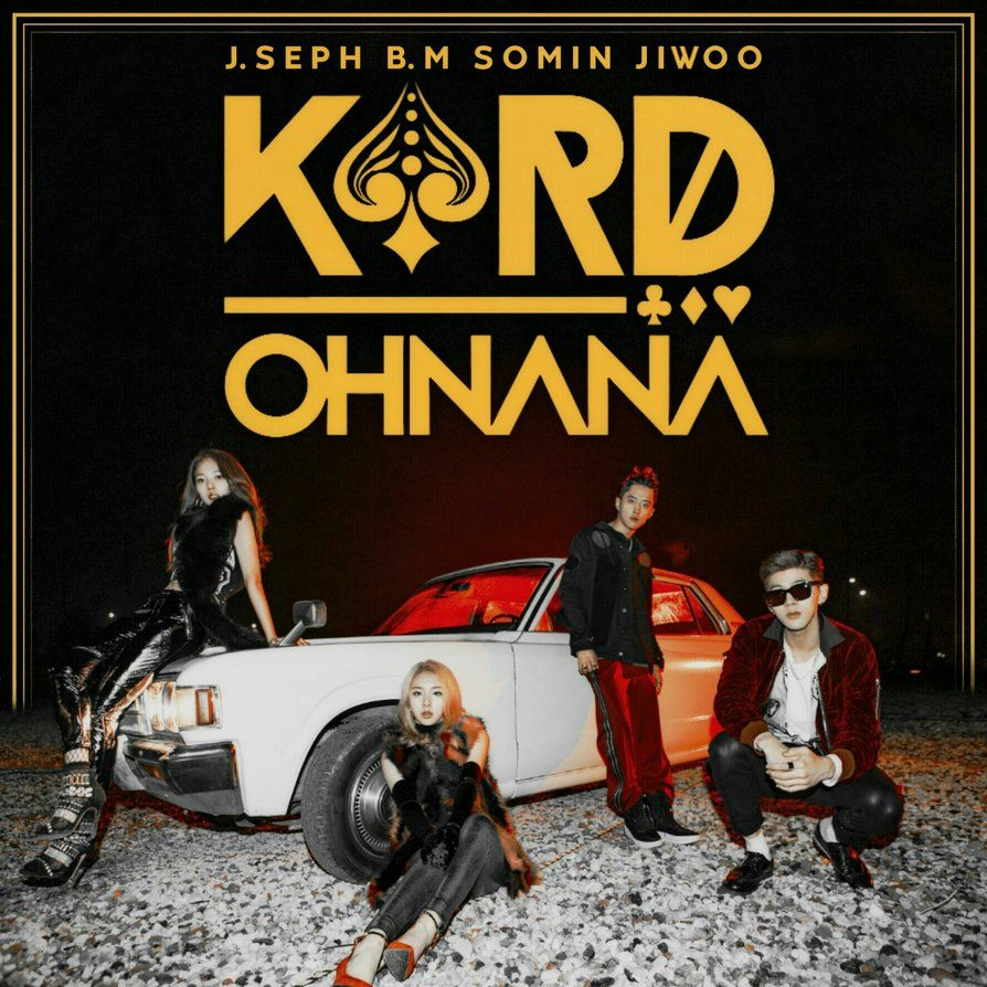 Pin by 방탄 소년단 on KARD | Album covers, Kard, Album