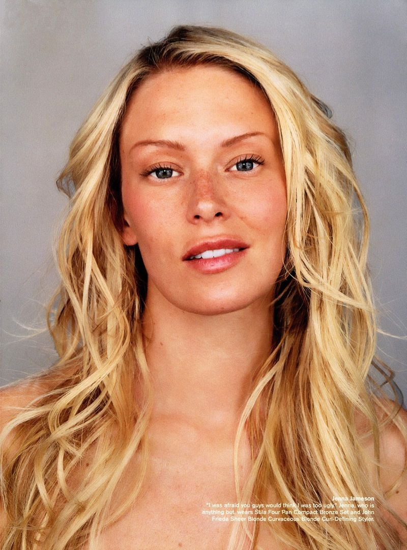 This Is A Picture Of Jenna Jameson Before All The -4198