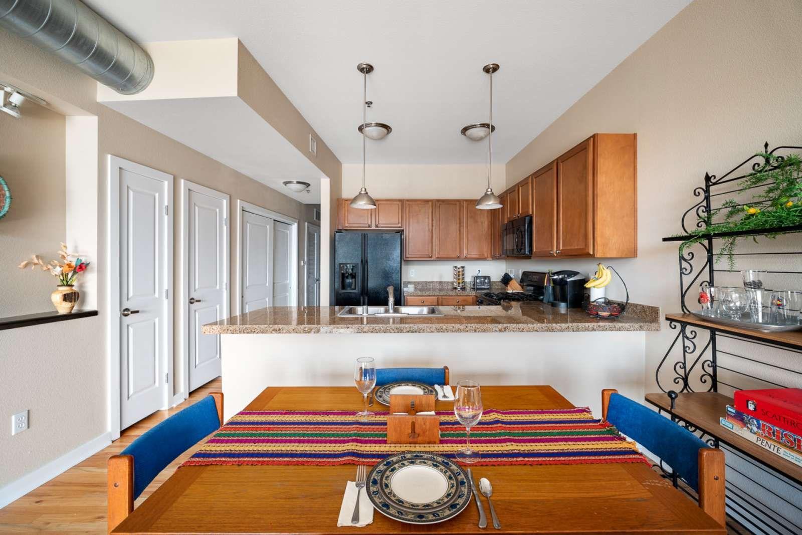 Denver Vacation Rental NEW! Loft Livin' in LoHi Condo