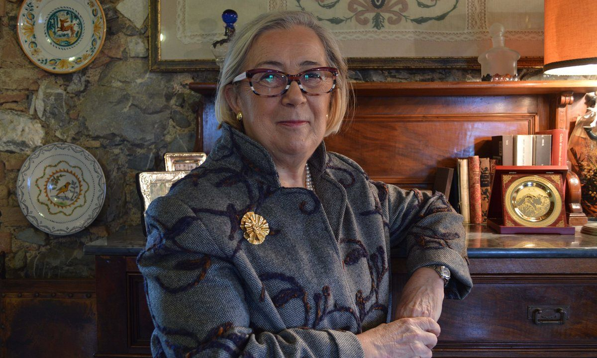 In an industry traditionally dominated by men, Tuscany's Il Casato Prime Donne winery employs only women. On International Women's Day, we raise a glass to owner Donatella Cinelli Colombini and her pioneering winery #Wine #Italy #Winenews #Woman
