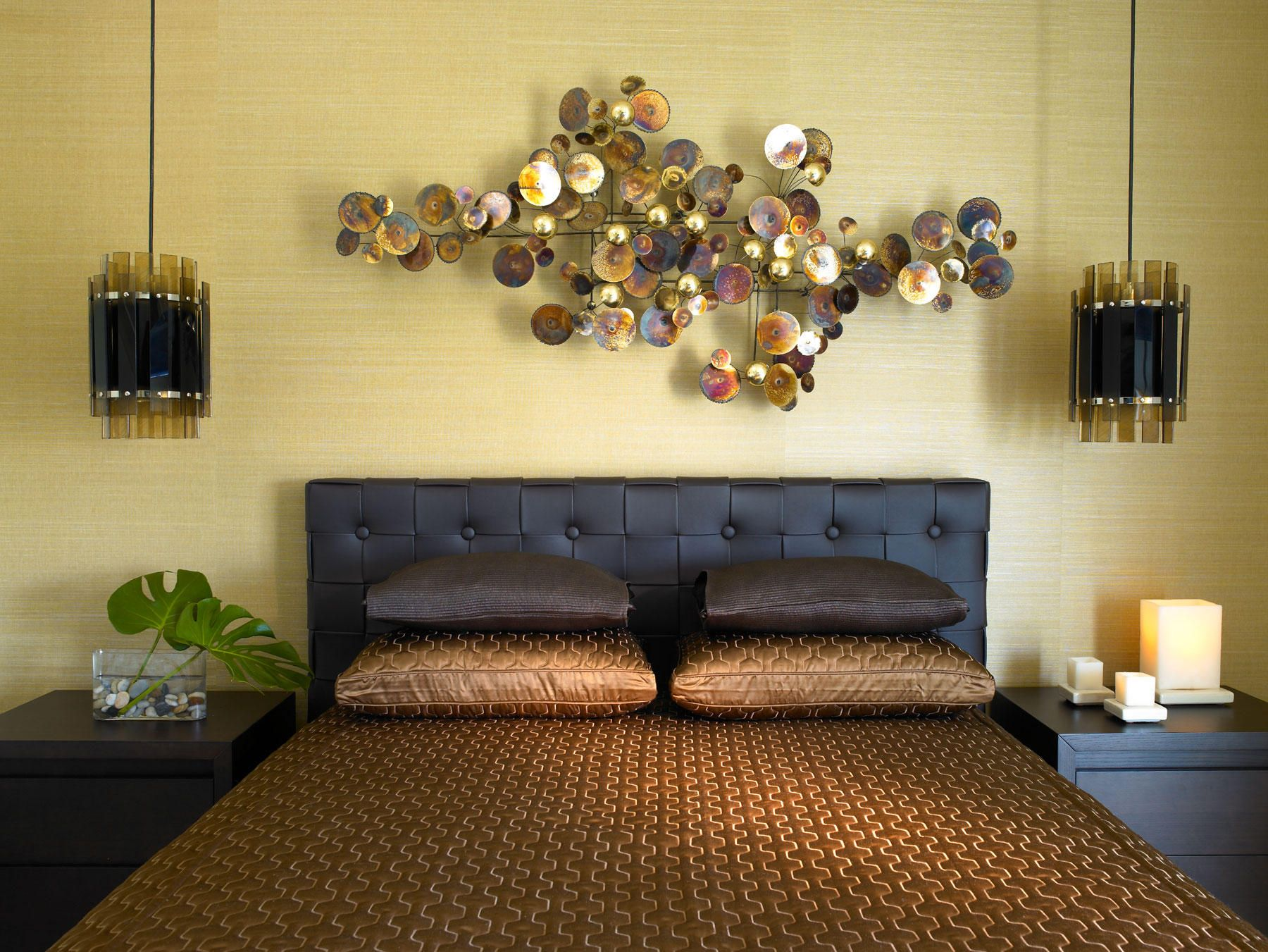 Elegant Pictures Of Homemade Wall Decoration Ideas for Bedroom ...