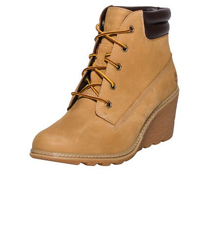 Up Timberland Top Inch Amston Women's 6 Low Lace Wedge Boot SaxwzSWCnq