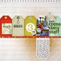 A Project by Christine Drumheller from our Scrapbooking Gallery originally submitted 07/05/12 at 08:54 AM