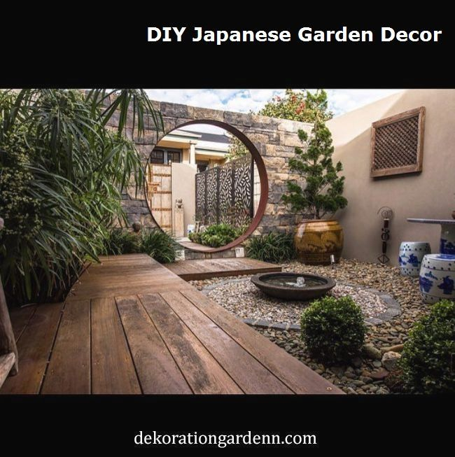 Best Japanese Garden Decor Ideas