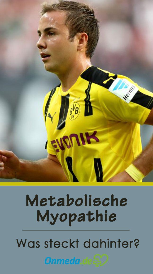 Metabolische Myopathie