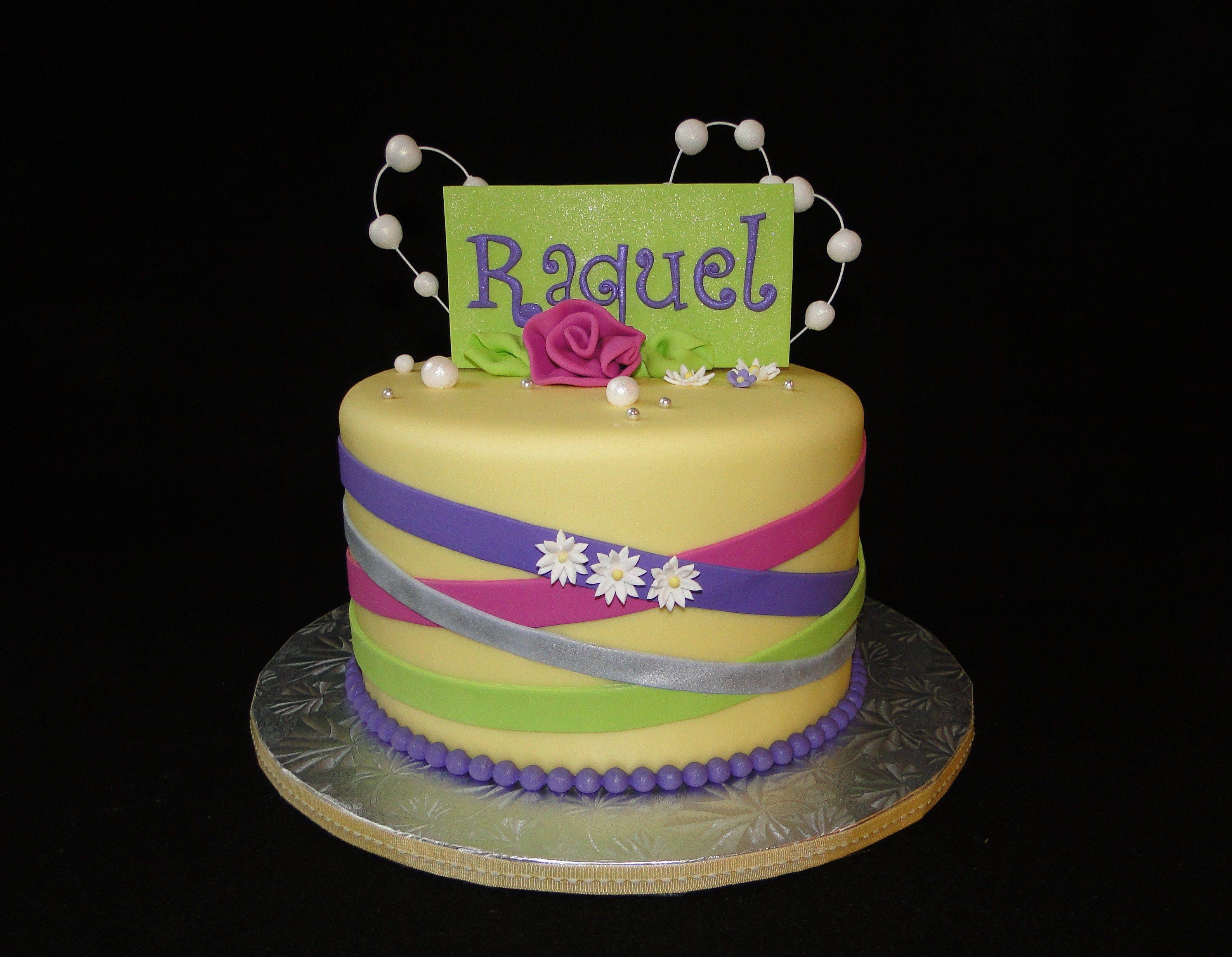 Birthday Cake Orlando Httpfacebookpagescakes By Elisa