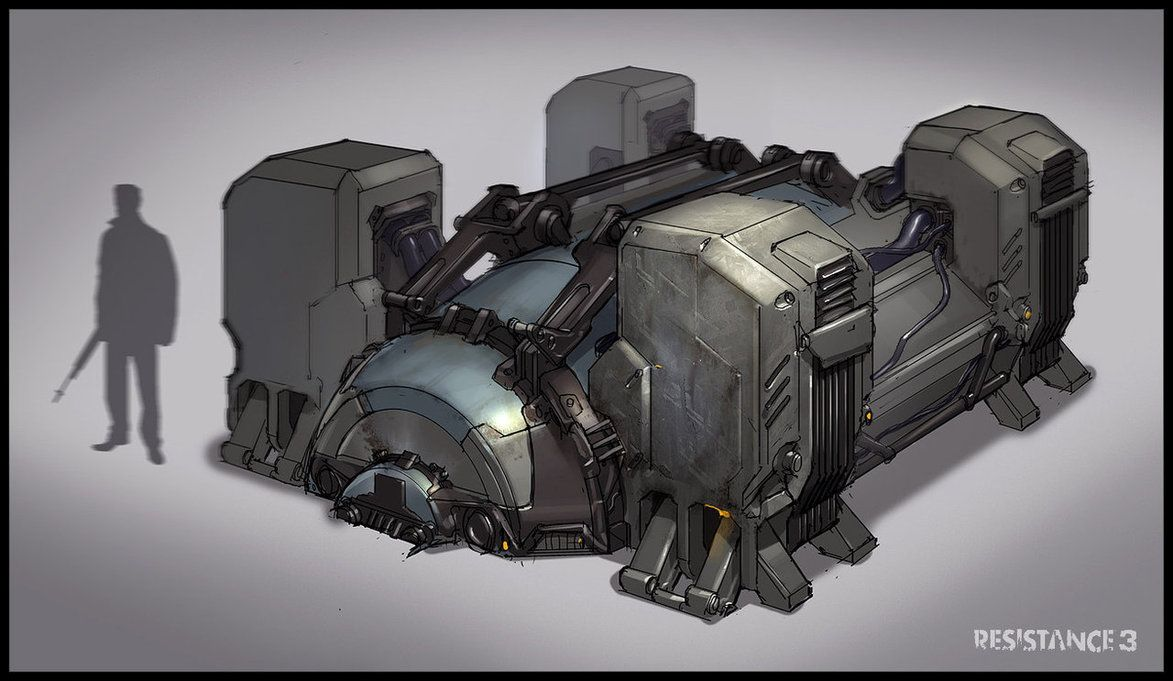 R3 Chimera Generator by ~MeckanicalMind on deviantART | Gadgets in