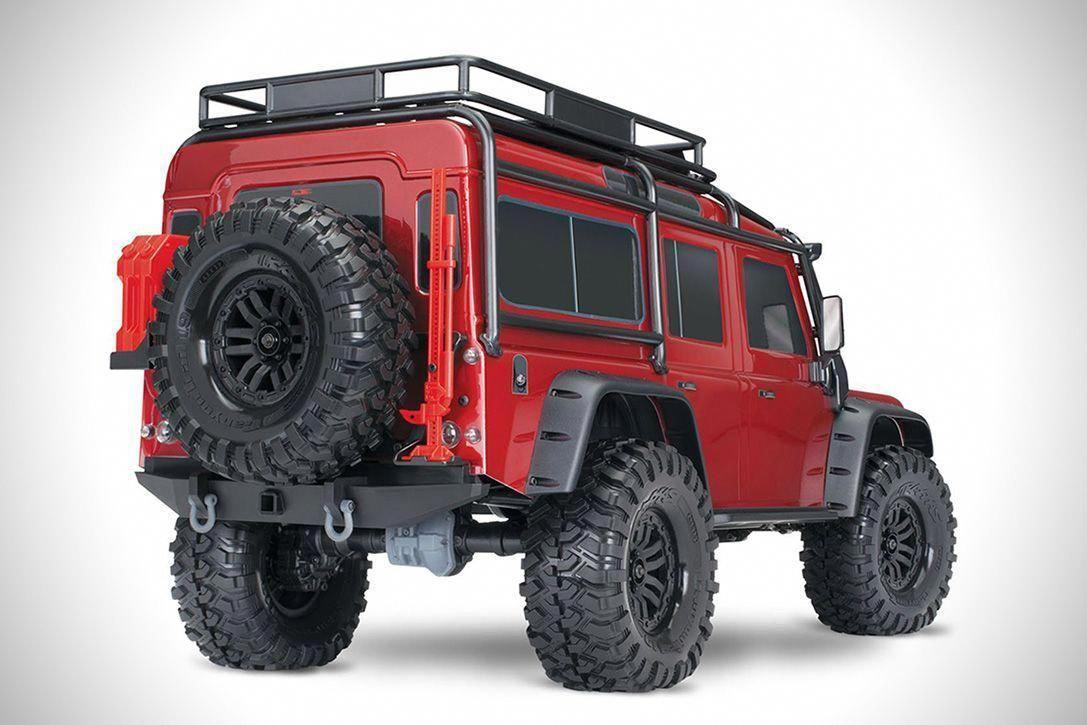 Traxxas TRX RC Defender HiConsumption Land rover