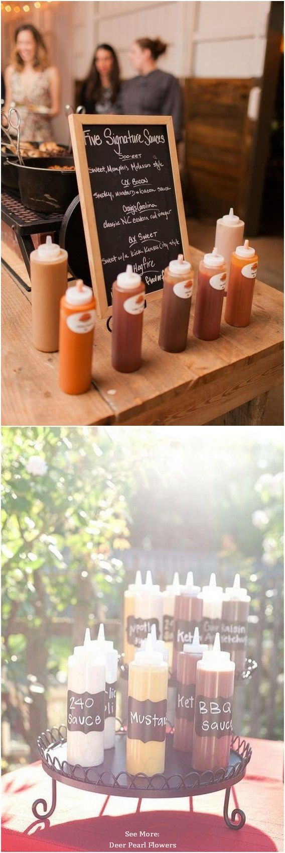 Best 25 Rustic Home Decorating Ideas On Pinterest: Top 25 Rustic Barbecue BBQ Wedding Ideas